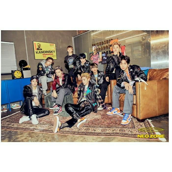 [PREORDER] NCT 127 - NCT#127 NEOZONE : THE FINAL ROUND (REPACKAGED)