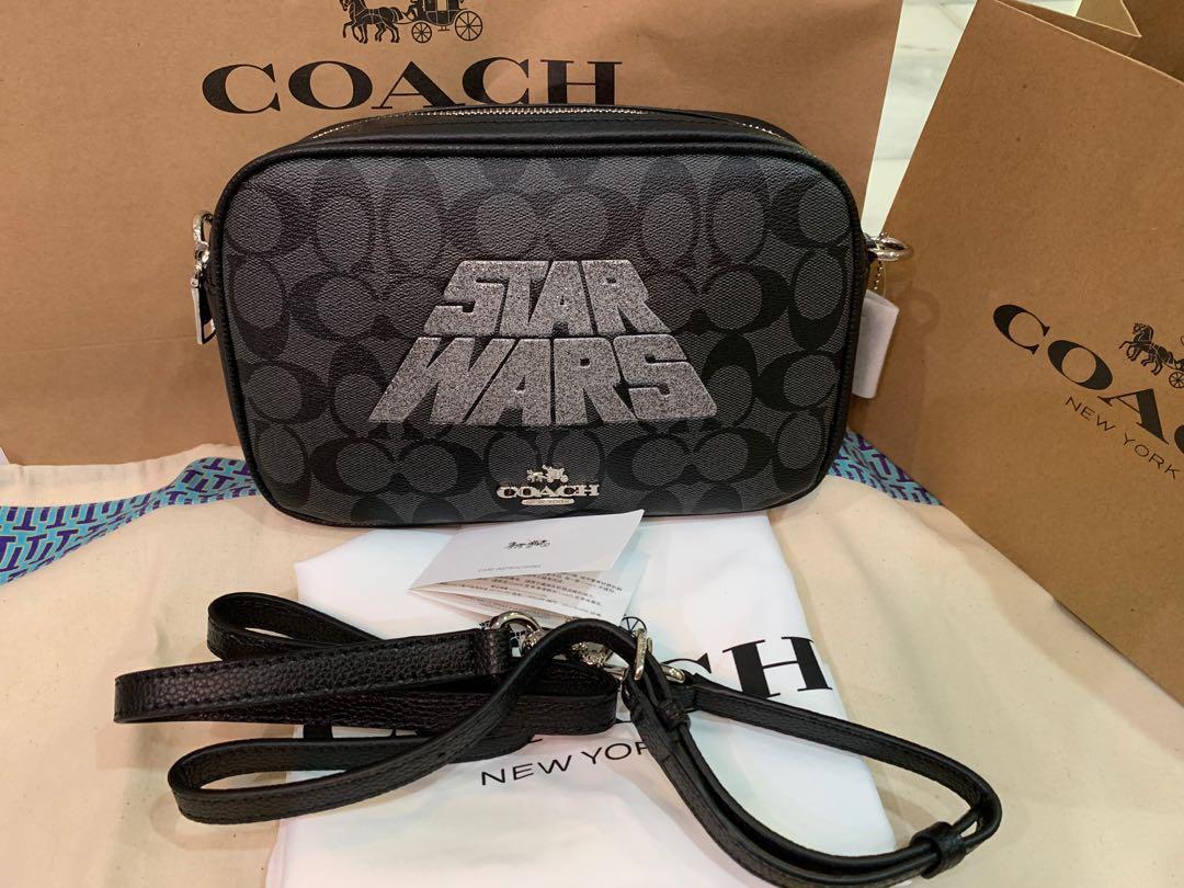 Ready Stock authentic coach 88009 women crossbody sling bag monogram handbag