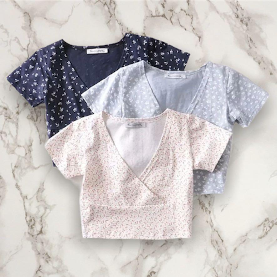SHIPPING ONLY— brandy Melville style amara top dupe