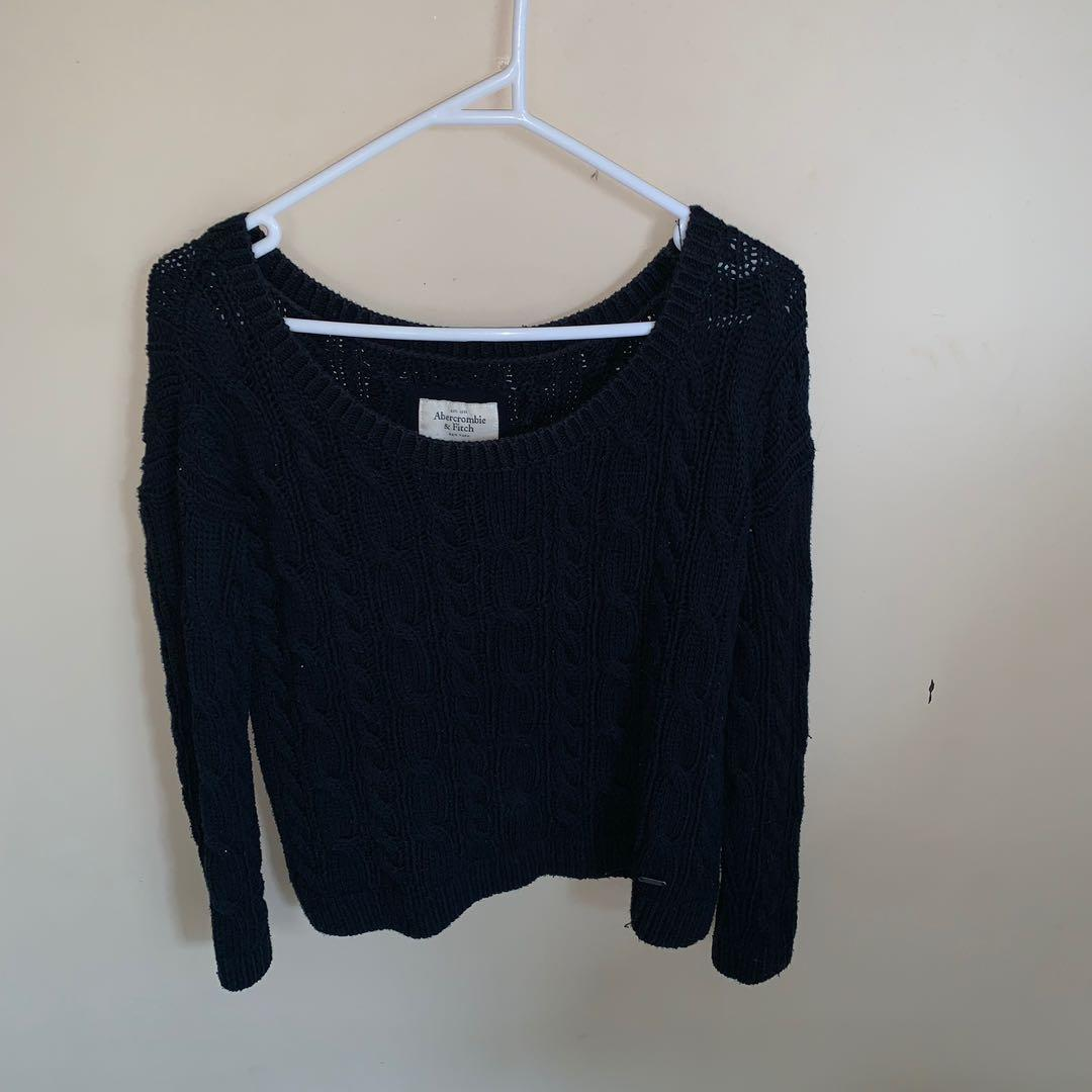 Size L Abercrombie and Fitch jumper