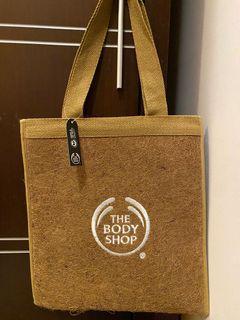 The Body Shop coconut bag