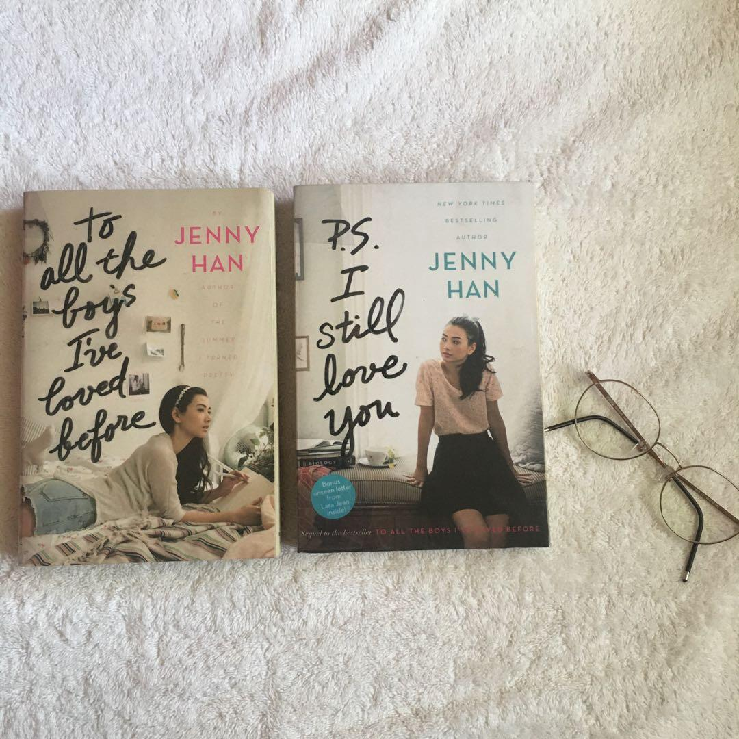 To All The Boys I Ve Loved Before Books Books On Carousell