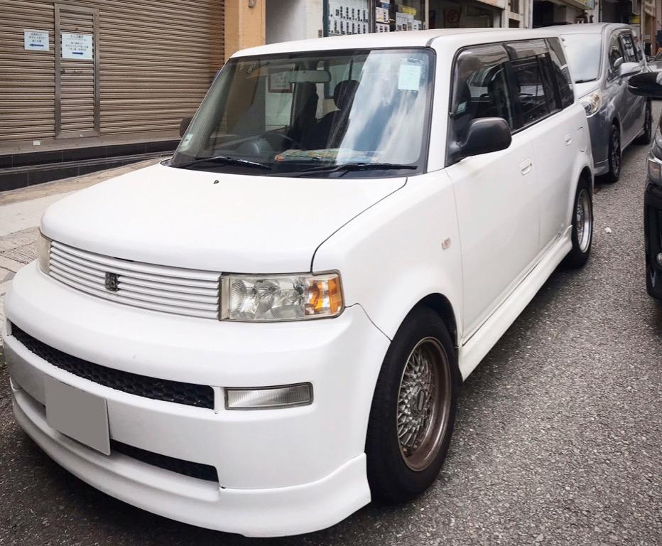 Toyota bB 1.3 S (A)
