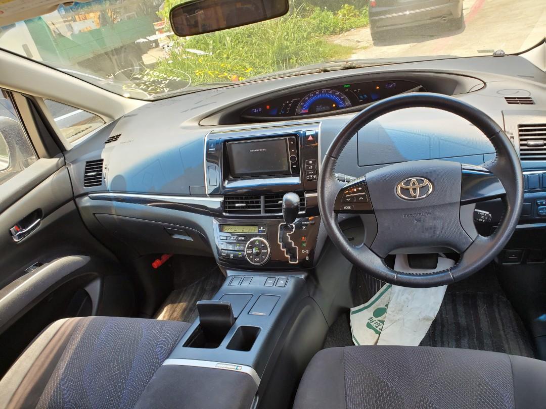 Toyota Estima 2.4 G Hybrid Auto