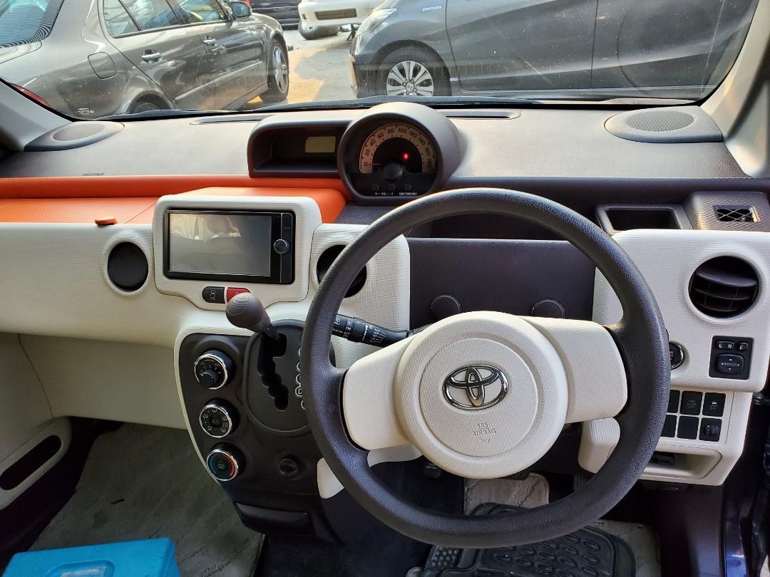 Toyota spade ncp141 Auto