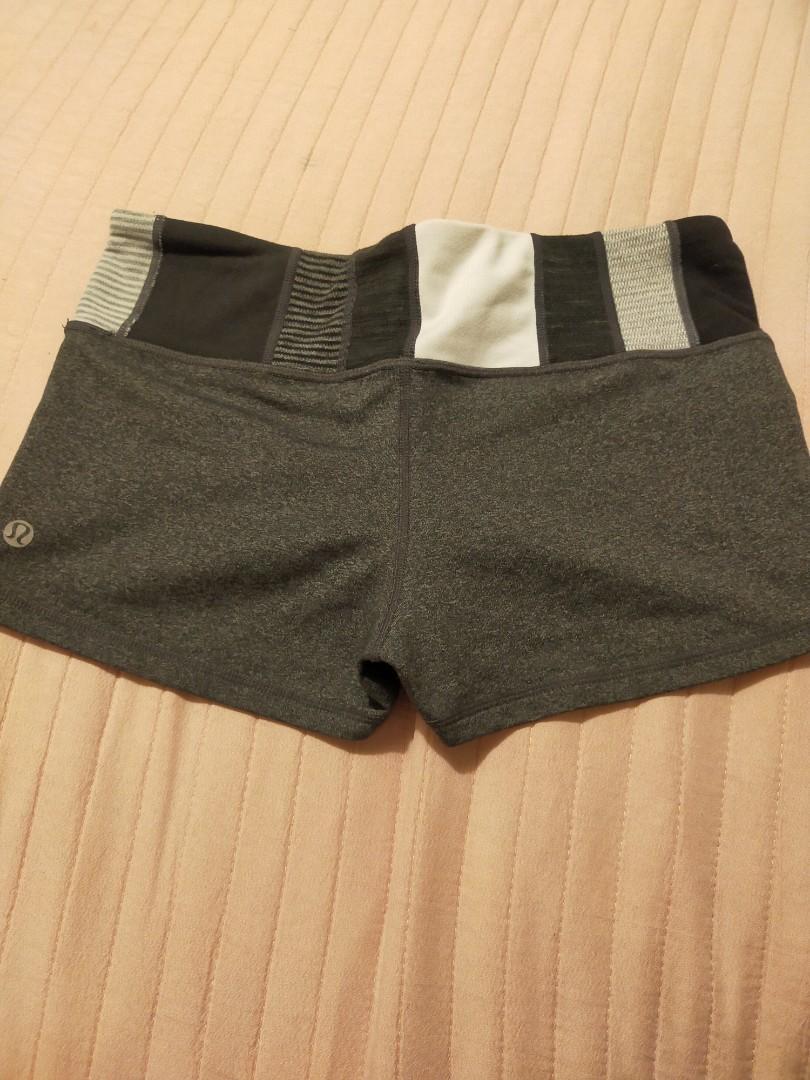 Women's Lululemon yoga shorts