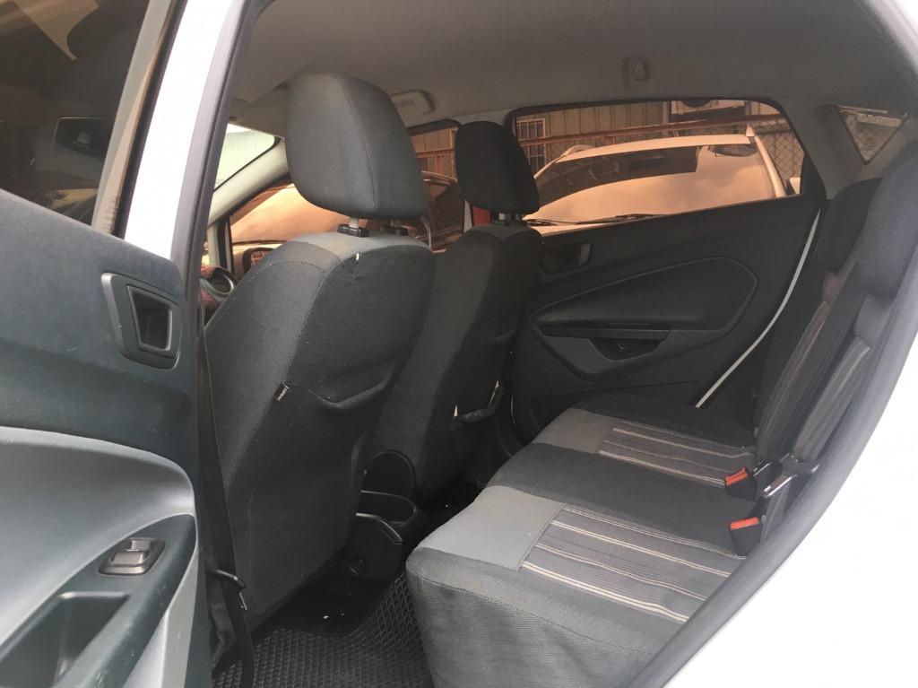 2010年 福特 Fiesta - 四眼仔歡車庫