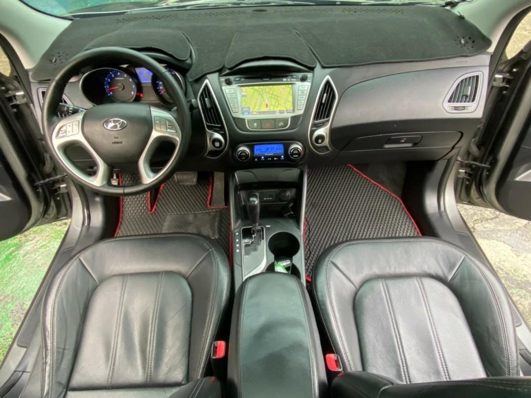 2011年現代ix35四輪傳動 2.4👍