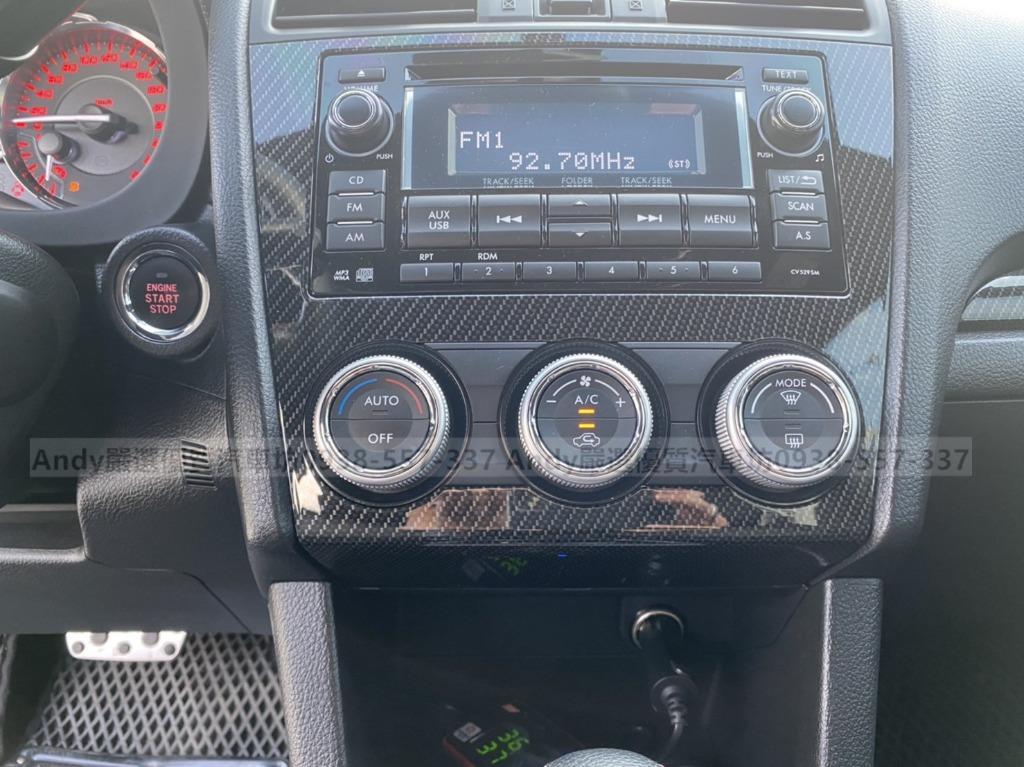 2014年 WRX 藍 2.0 跑6萬 熱門車中古車二手車