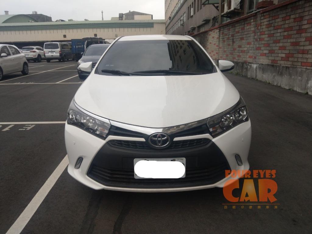 2015年 豐田 ALTIS X版 - 四眼仔歡車車庫