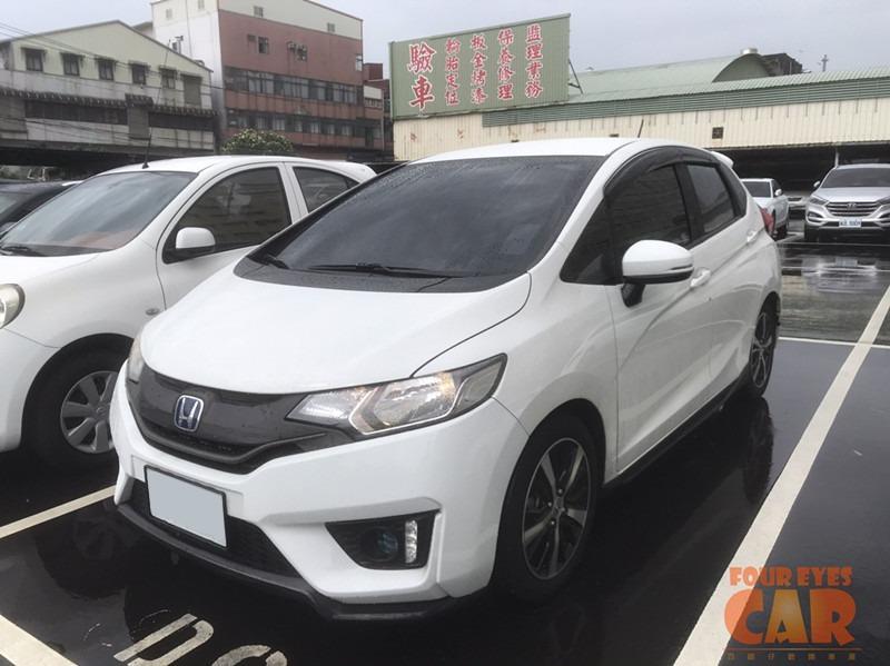 2015年 本田 FIT 中階版 - 四眼仔歡車車庫