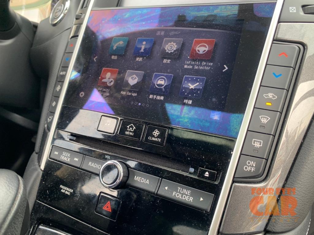 2017年 無限 Q50 豪華版 - 四眼仔歡車車庫