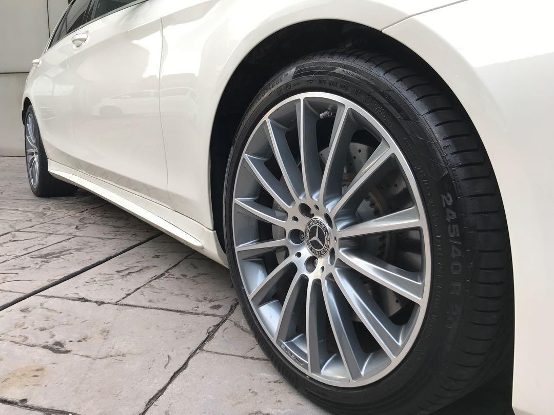 2018 MERCEDES-BENZ S500L 3.0L AMG EXECUTIVE PREMIUM PLUS FOR SALE 🔥