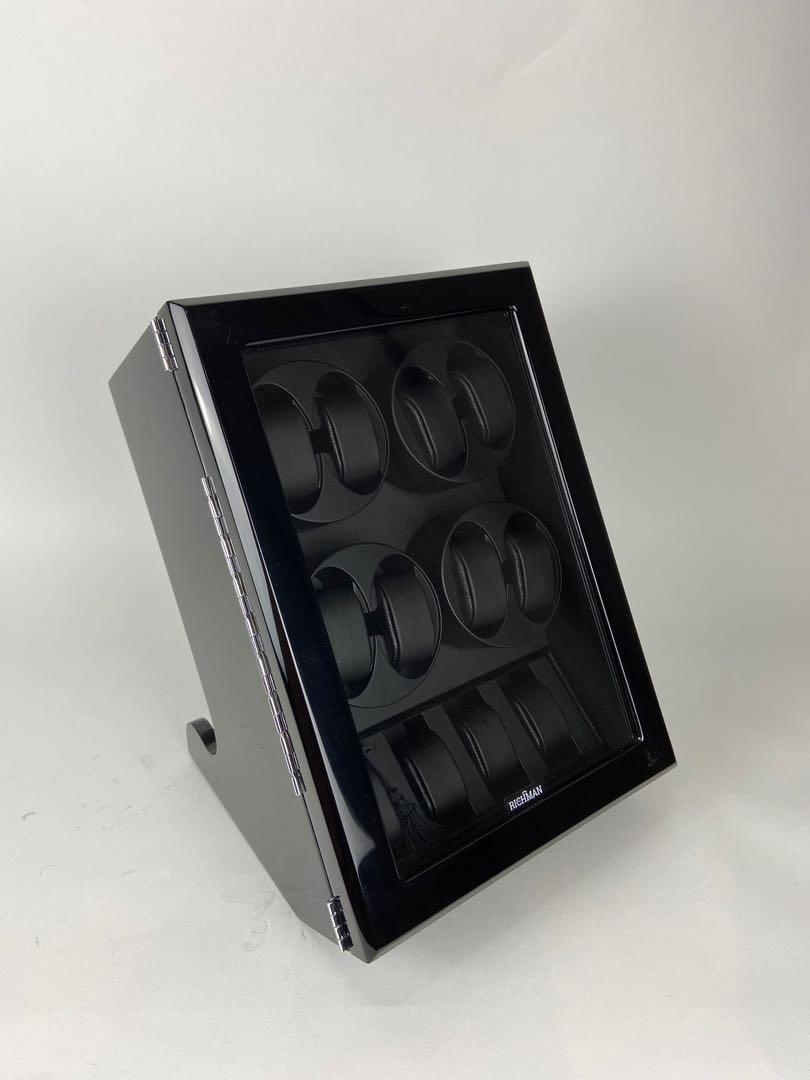 ** 50% OFF SUPER HOT DEALS** 3 DAYS MEGA SALES ONLY!! RMW RICHMAN WATCH WINDER FOR 8+5 WATCHES (JAPANESE MECHANISM) - 13 WATCHES