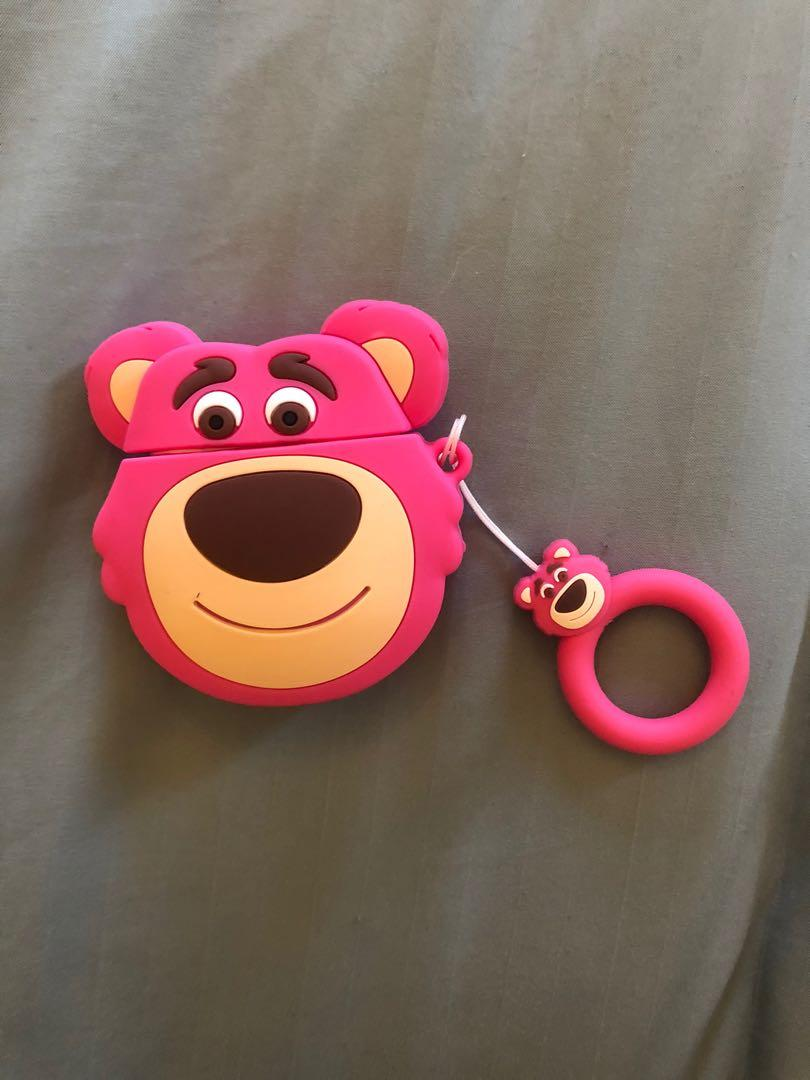 AirPod Case - Lotso from Toy Story 3