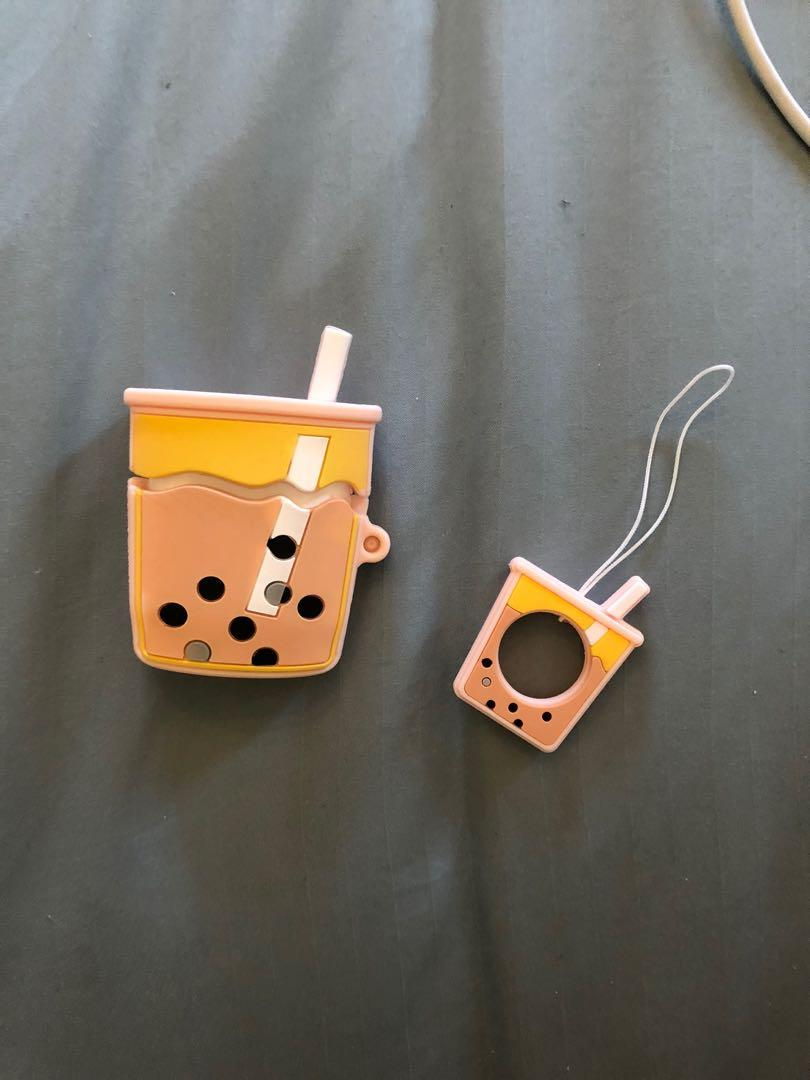 AirPods Case - Bubble Tea
