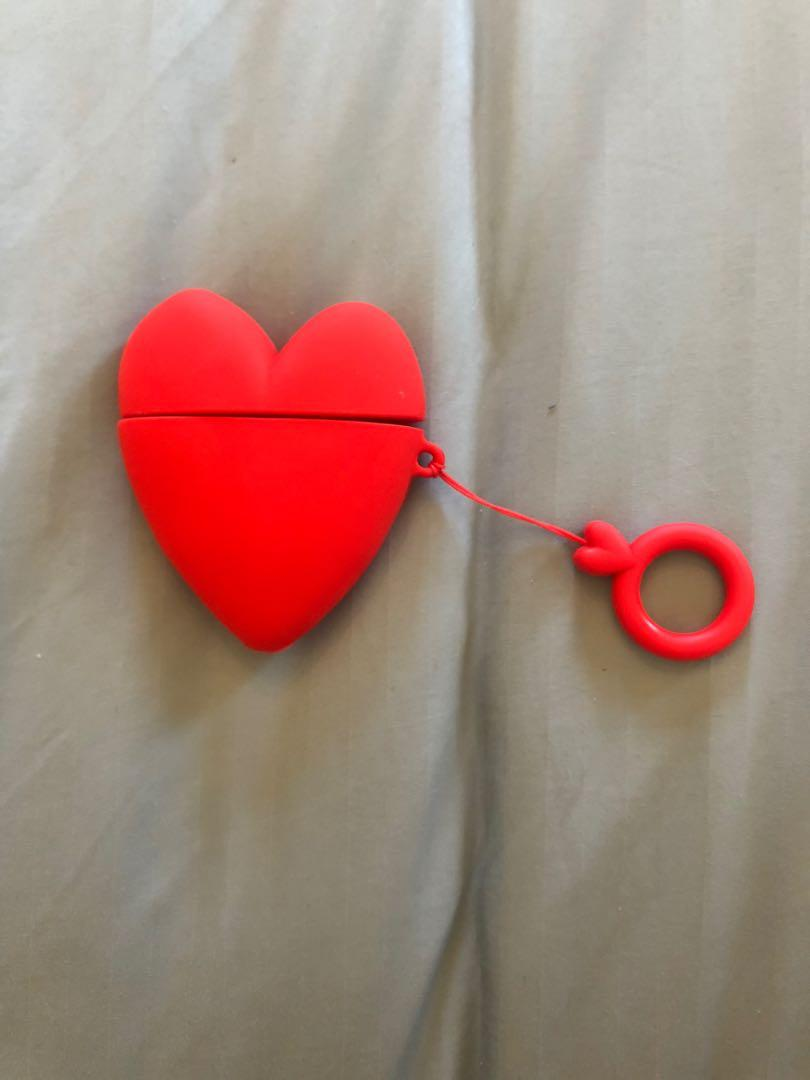 AirPods Case - heart