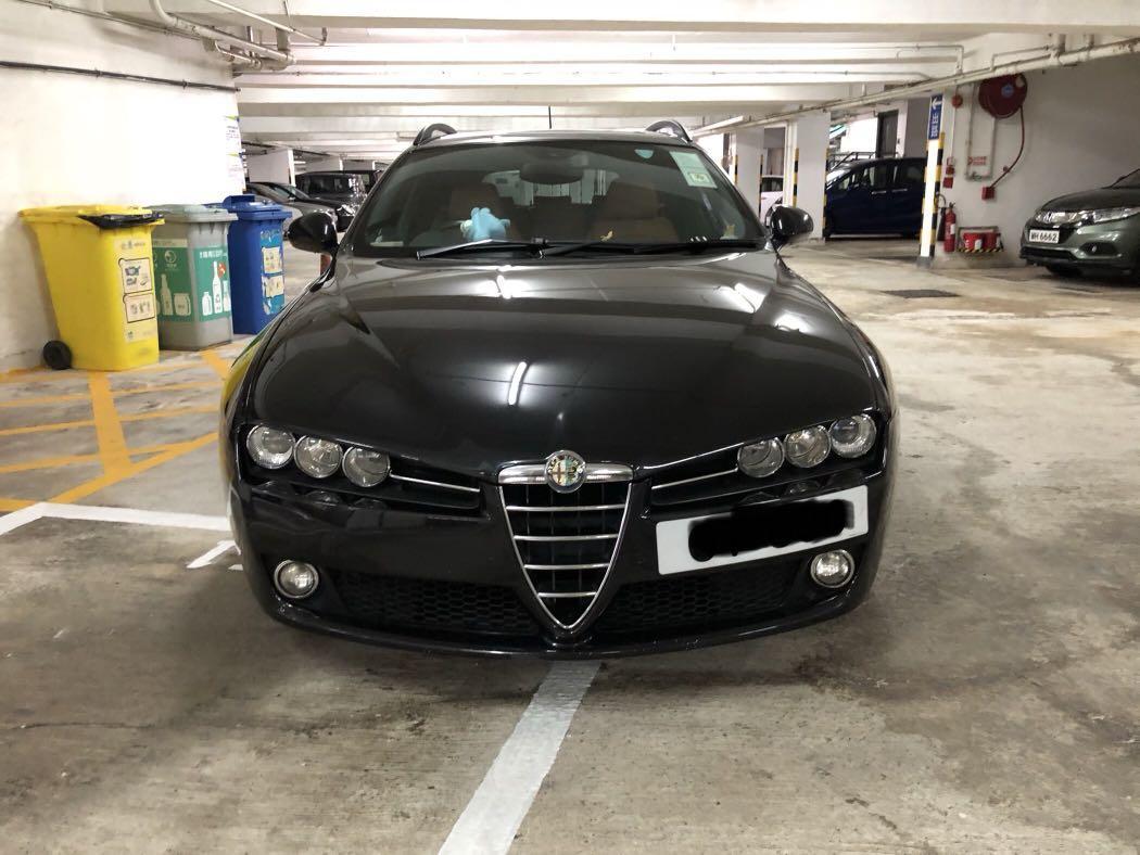 Alfa Romeo 159 2.2 JTS Sportswagon Selespeed Auto