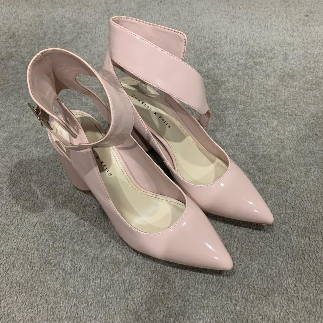 Brand new Charles and Keith heels
