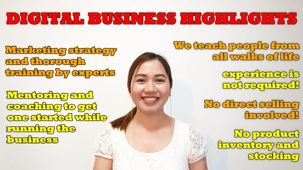 Digital business opportunity
