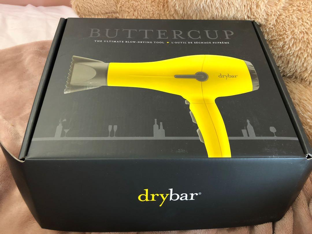 Drybar buttercup like new