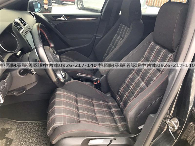 【FB搜尋桃園阿承】福斯 超人氣GTI 2011年 2.0CC 灰色 二手車 中古車