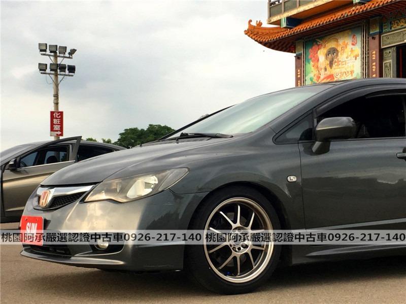 【FB搜尋桃園阿承】本田 超人氣K12 2009年 1.8CC 灰色 二手車 中古車