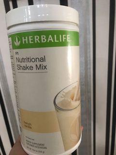 HERBALIFE NUTRITIONAL SHAKE MIX