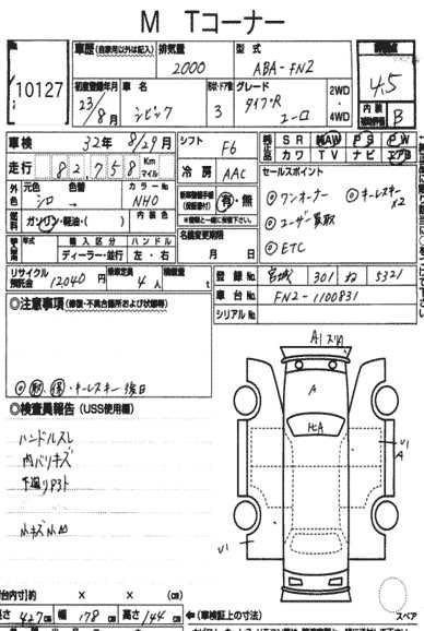Honda Civic Type R EURO FN2 Manual