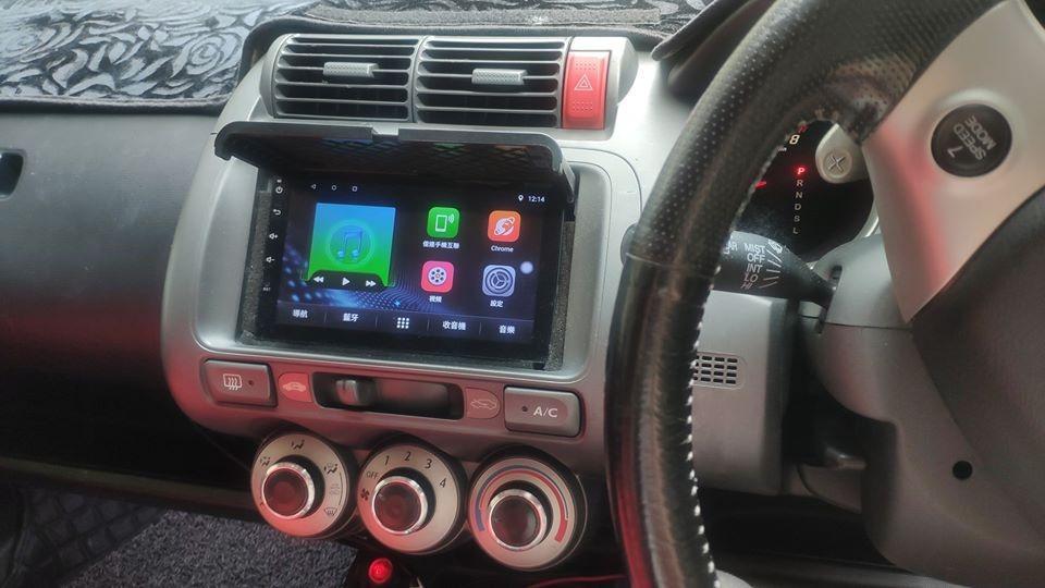 Honda FIT GD3 Auto