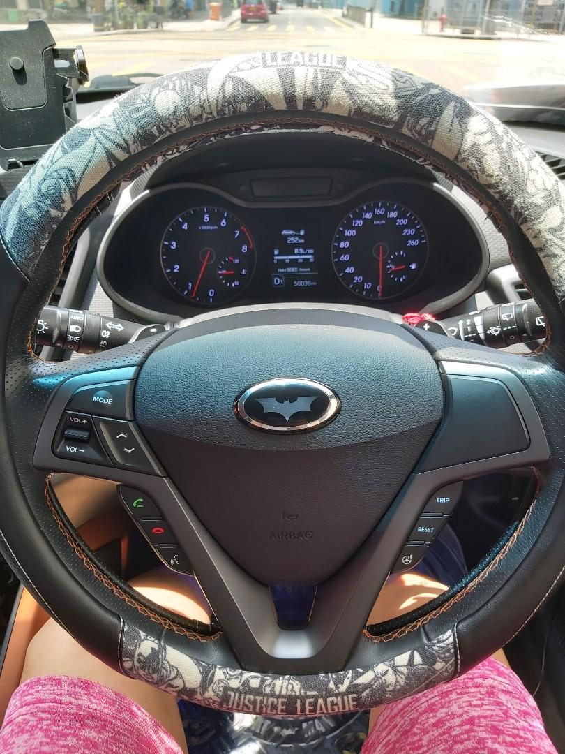 Hyundai Veloster veloster turbo Auto