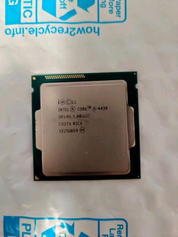 Intel core i5-4430 4th gen LGA1150