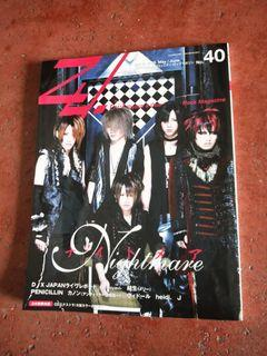 Japanese magazine Zy : Nightmare