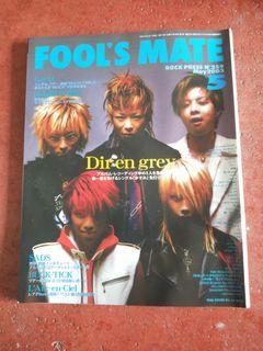 Japanese Visual Fool's Mate - Dir en grey