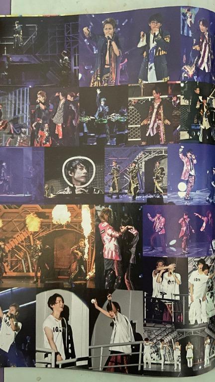 KAT-TUN 雜誌切頁(2P)2019Tv guide 10月號