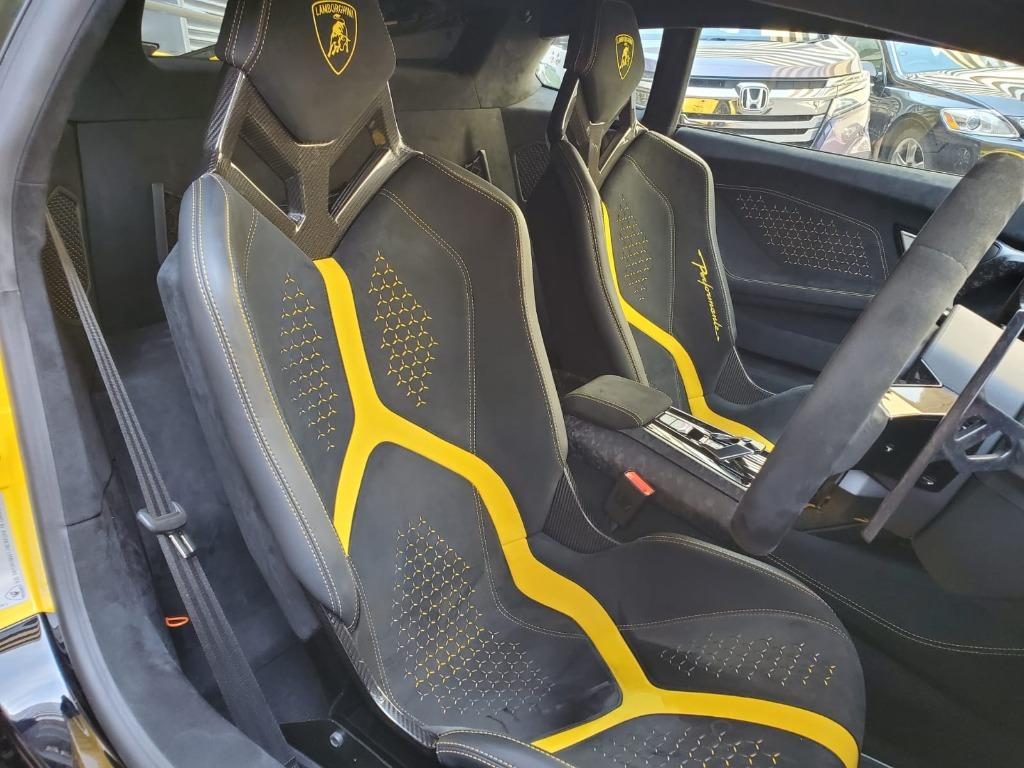 Lamborghini HURACAN LP640-4 PERFORMANTE