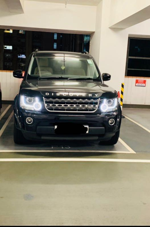 Land Rover Discovery 3.0 4 SDV6 Auto