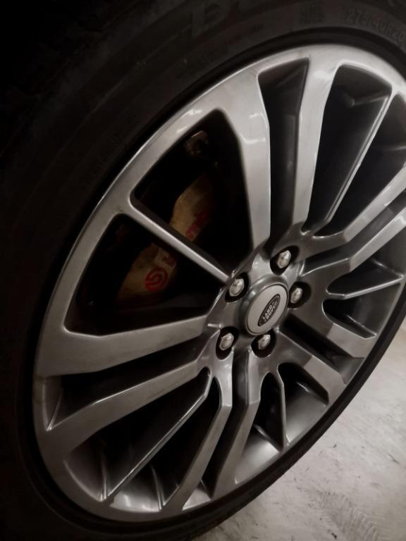 Land Rover Range Rover Sport 4.2SC Auto