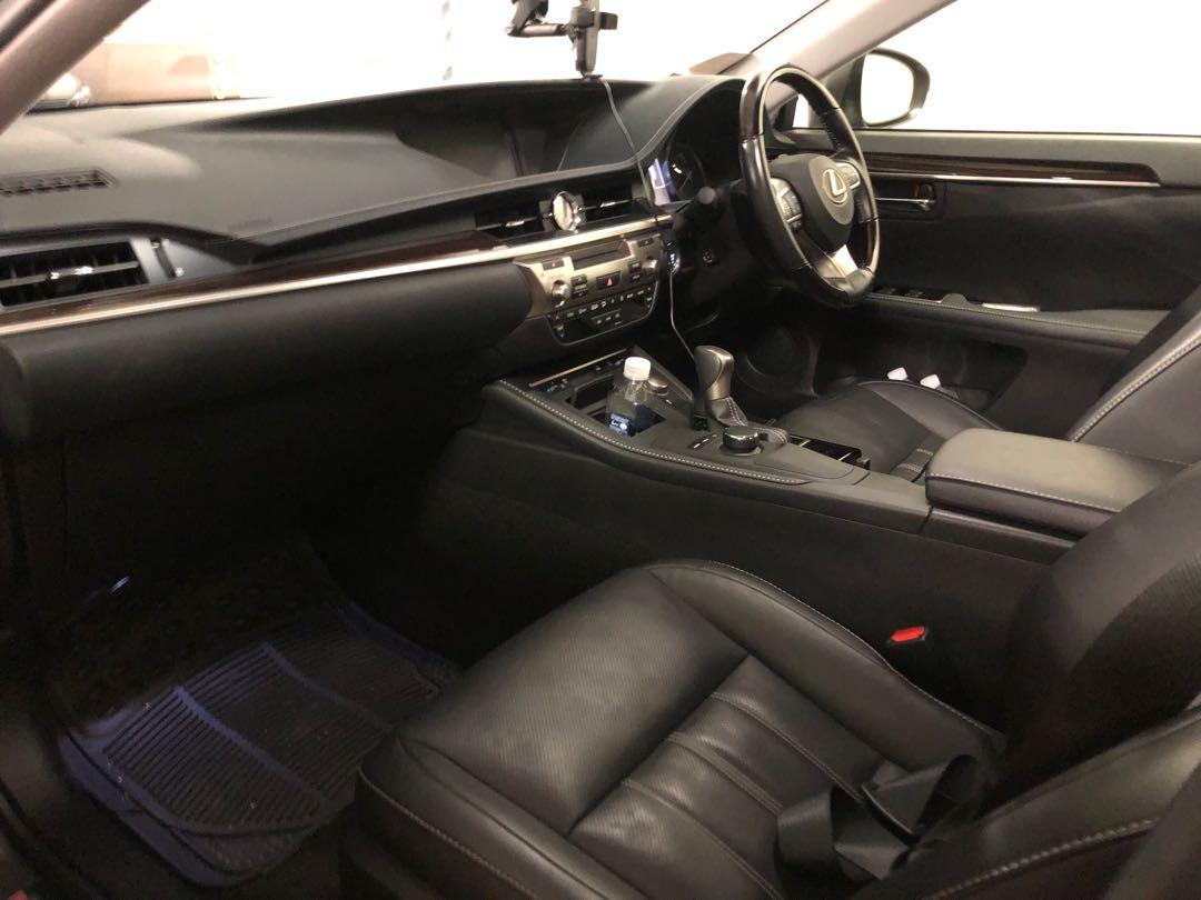Lexus ES250 ES 250 Auto