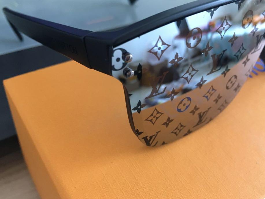 lv sunglasses monogram