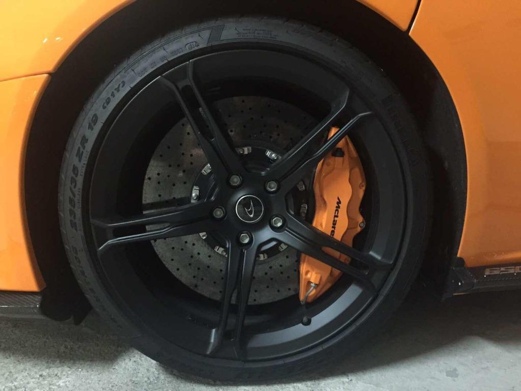 McLaren 650S 3.8 V8 Coupe (A)