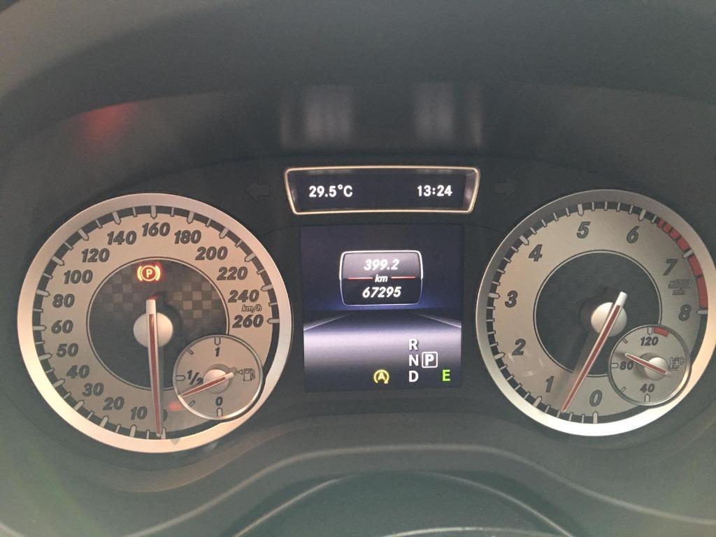Mercedes-Benz A200 AMG 2015 Auto
