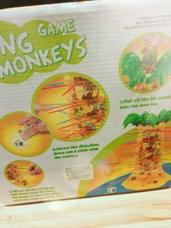 桌遊monkeys game