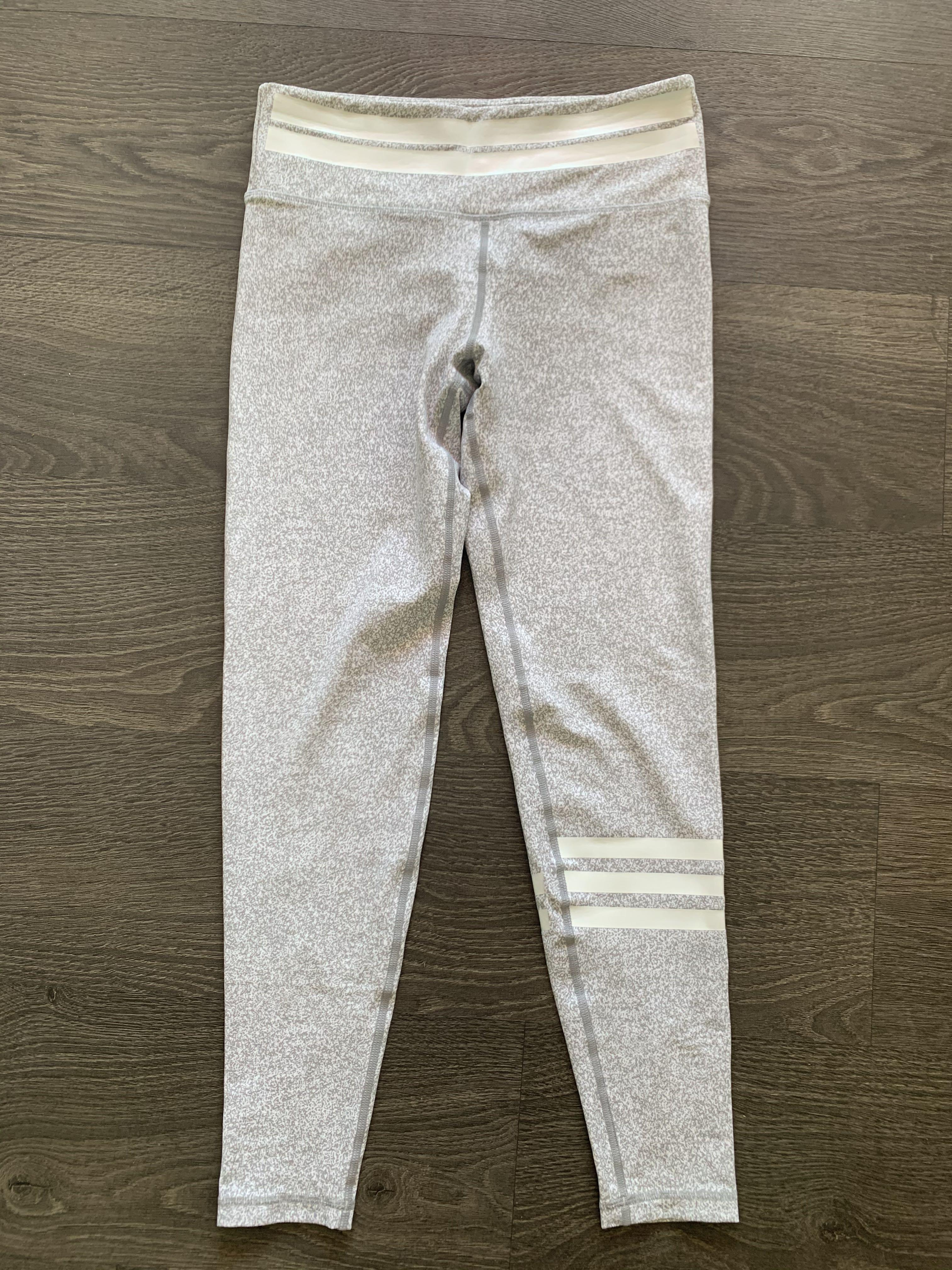 New with tags Lilybod Giselle White Eclipse Leggings size Medium
