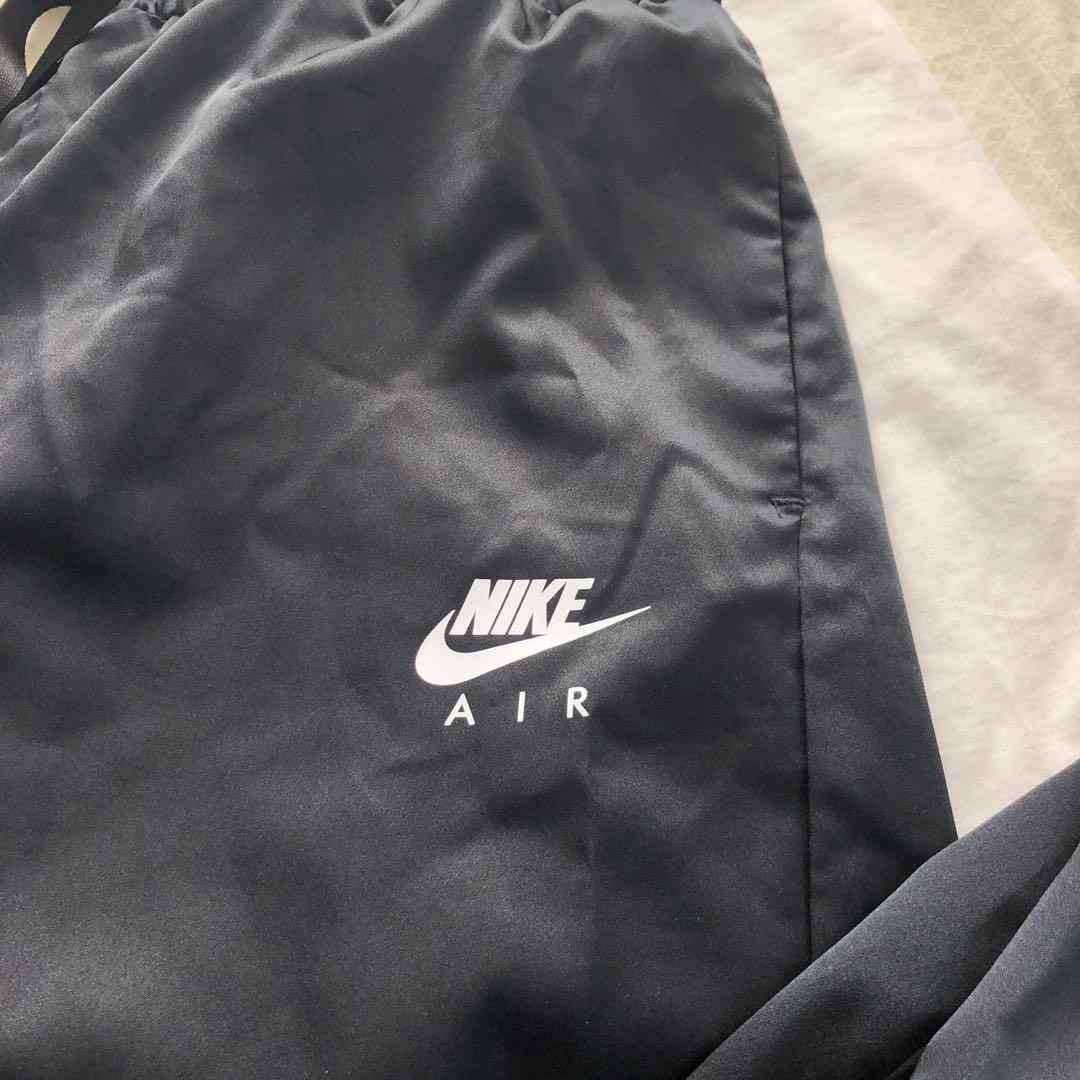 Nike satin joggers