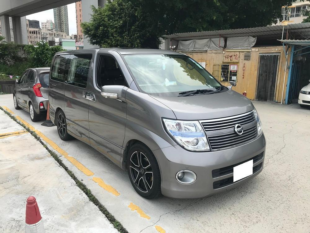 Nissan Elgrand Highway Star  Auto