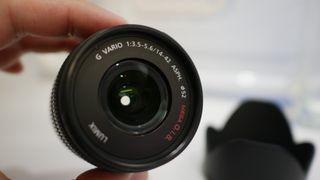 Panasonic Lumix 14-42mm F3.5-5.6 MEGA O.I.S