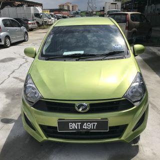 2016 Perodua Axia 1.0G Auto