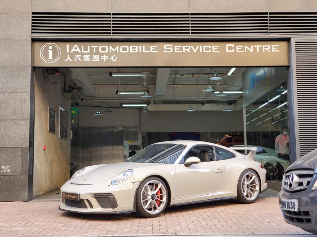Porsche  911(991.2) GT3 Manual