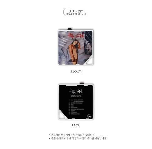 MOONBYUL MOON : REPACKAGE KiT ALBUM (Bizent Version)